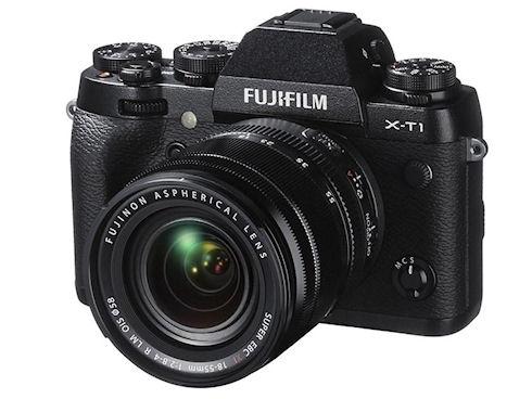 Fujifilm X-T1 – беззеркальный премиум с защитой от влаги и пыли