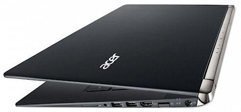 Acer снабдит игровые ноутбуки 3-D технологиями