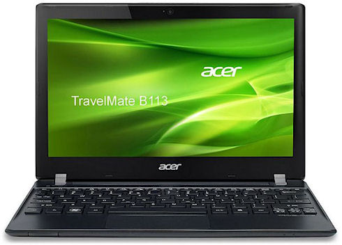 Acer TravelMate TMB113