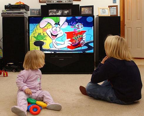 Агрессия из телевизора