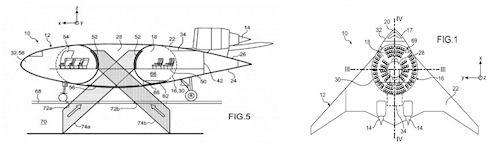 Airbus представила самолёт из будущего
