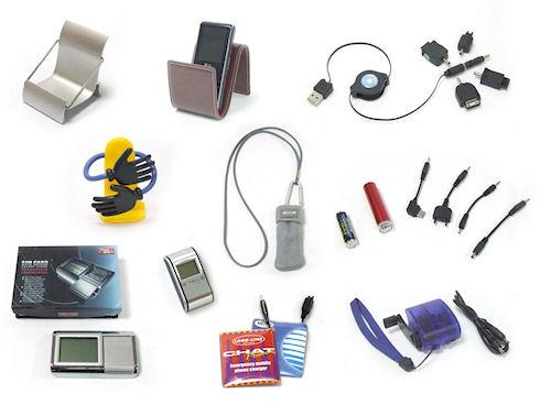 Аксессуары для сотовых телефонов оптом