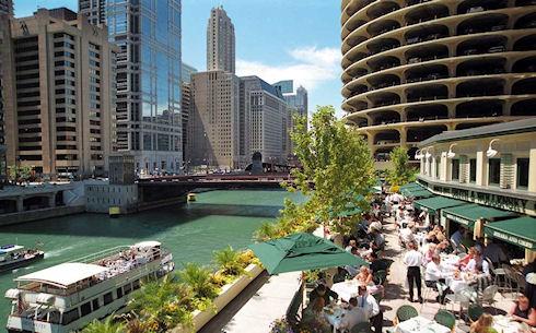 Активный отдых в Чикаго