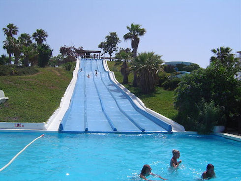 Аквапарк Aquopolis Torrevieja