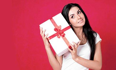 AllTime поможет вам не ошибиться в выборе подарка для любимой женщины!