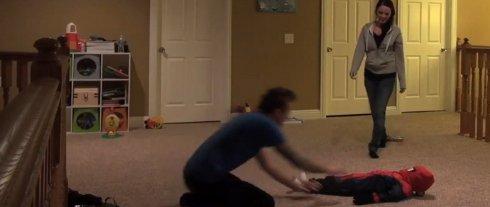 Американец, катапультировавший «ребёнка», взорвал YouTube