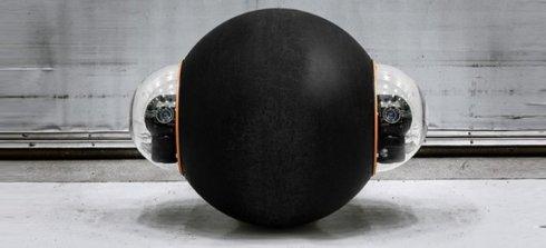 Американские военные тестируют роботизированные мячи-разведчики