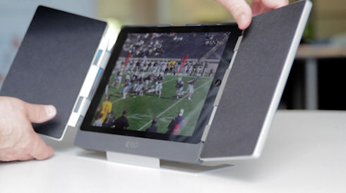 Amp презентовал супер динамик для iPad Air