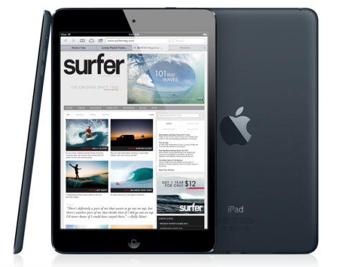 Анализ продаж новых версий планшетов от Apple