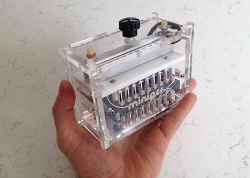 Kickstarter обзавёлся портативным анализатором ДНК