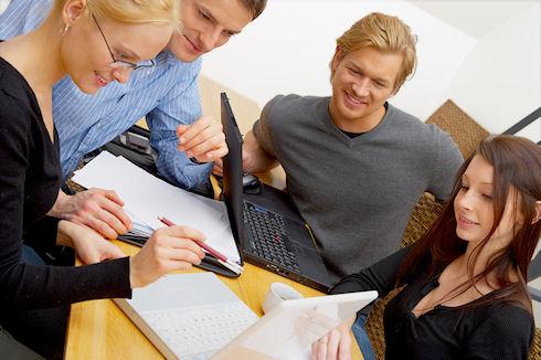 Бизнес-идея – открытие курсов английского языка для взрослых