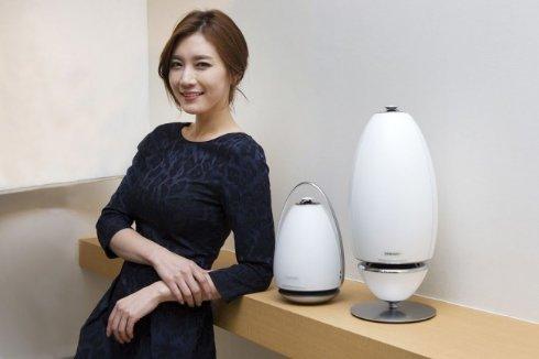 Состоялся анонс акустики необычной формы от Samsung