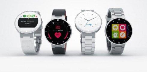 Анонс «умных» часов с круглым экраном от Alcatel