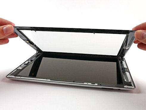 Sharp сокращает производство дисплеев из-за падения спроса на iPad 4