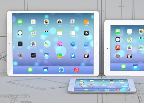 Apple выпустит 12,2-дюймовый iPad Pro