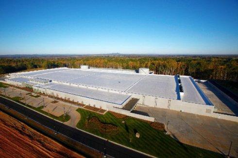 Apple построит в Европе 2 экологически чистых дата-центра
