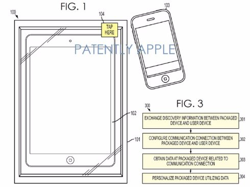 Apple представила «умные» упаковочные коробки