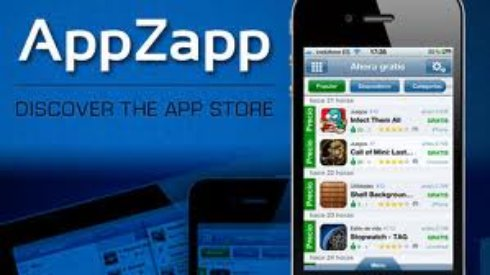 AppZapp — узнайте о скидках первыми!
