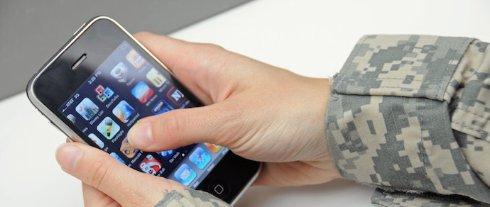 Армию РФ оставили без iPhone