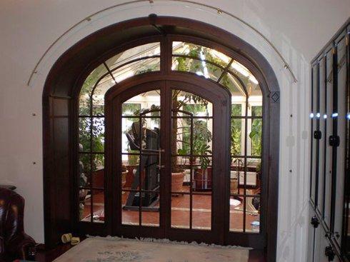 Арочные двери – превзойденный стиль вашего дома