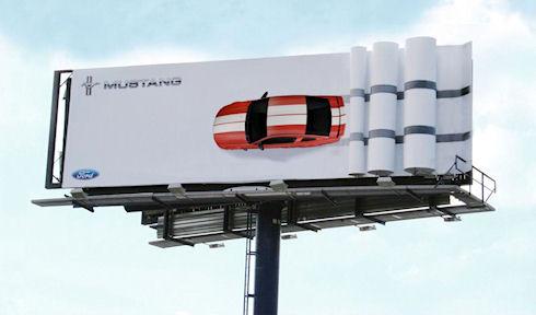 Наружная реклама – эффективный способ продвижения товаров и услуг