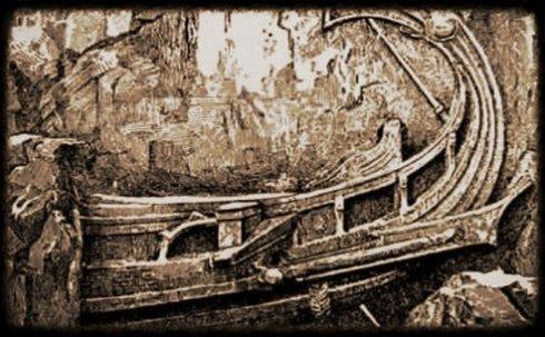 Найден Титаник античности, затонувший 20 веков назад