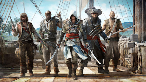Обзор игры Assassin's Creed 4 Black Flag