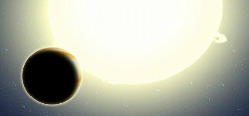 Астрономами открыта новая суперземля