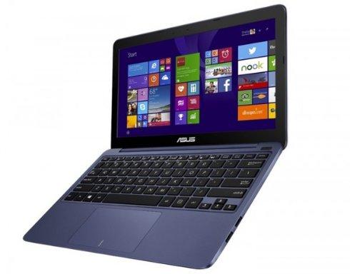 Asus объявила о старте продаж ноутбука EeeBook X205