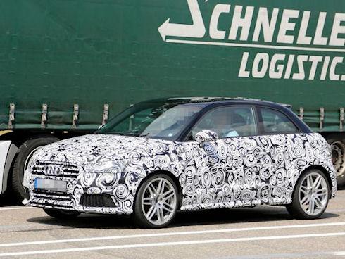 Audi S1 станет лидером среди компактных авто