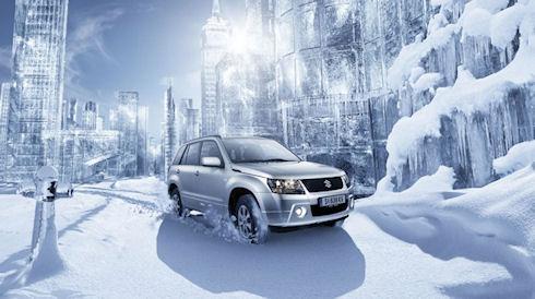 Подготовка автомобиля к зимнему периоду
