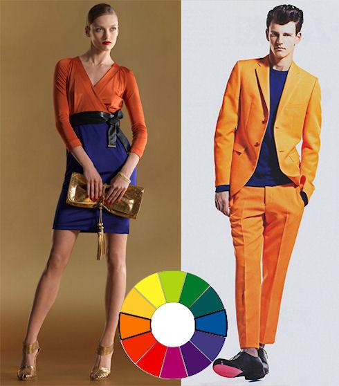 Ахроматические и нейтральные цвета в одежде