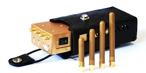 Глушилка сотовых «БагХантер BP-1050»: основные особенности модели