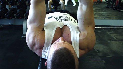 Базовые упражнения на «сушке»