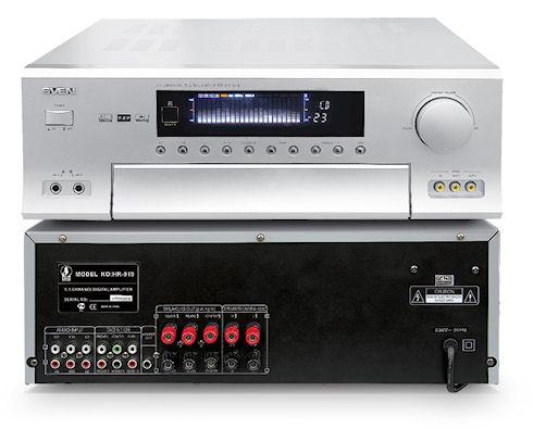 Бюджетный AV–ресивер BBK AV321T