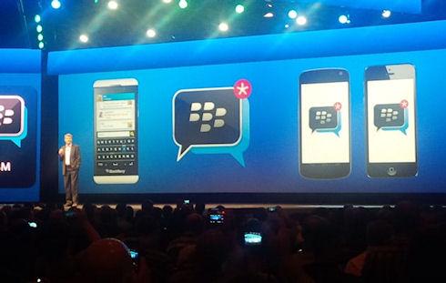 Программа BBM для айфонов – оригинальный мессенджер от BlackBerry