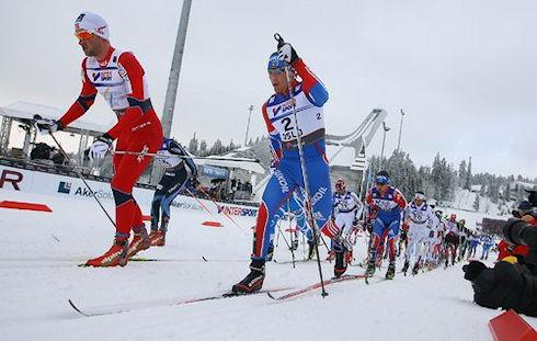 Бег на лыжах: удовольствие не без риска