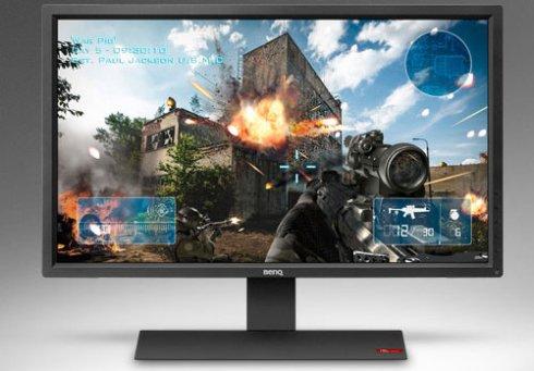 Представлен игровой монитор RL2755HM от BenQ