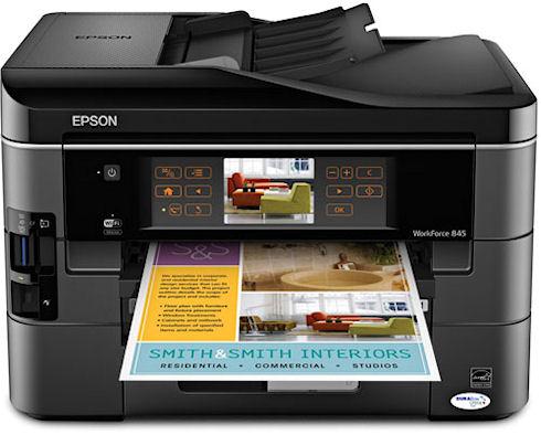 Лучшие модели принтеров «все-в-одном» 2012 года