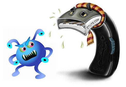Беззащитные USB-гаджеты