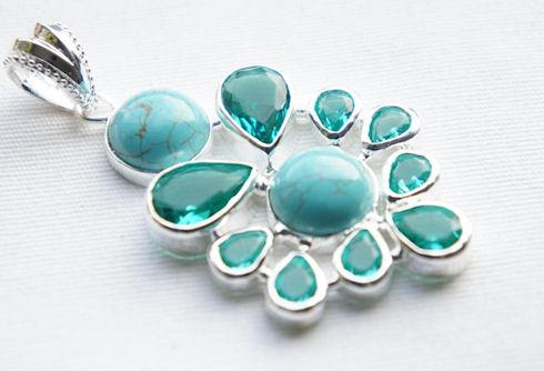 Бирюза - камень для любви и здоровья