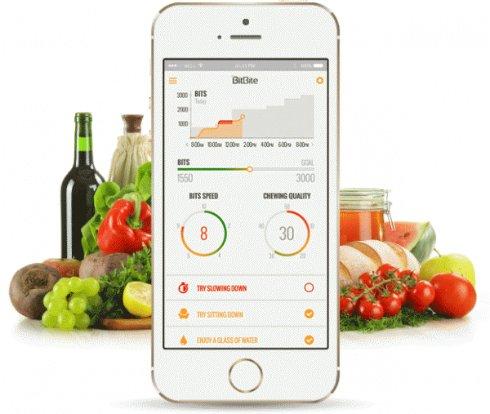 Наушник BitBite позволит контролировать количество съеденной пищи