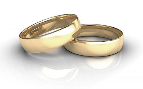 Как сохранить блеск обручального кольца