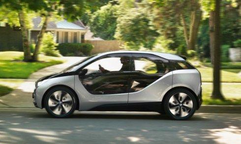 Продолжение серии «i» — BMW выпустит водородный электрокар i5