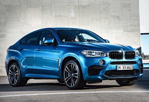 BMW X6M (F86) – доведён до идеала