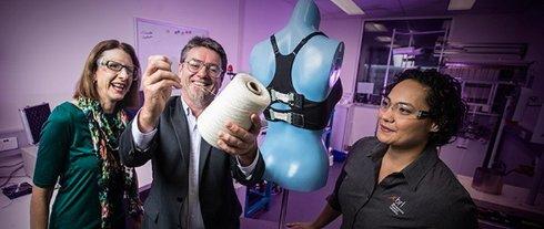Более 15 лет ушло у австралийских ученых на разработку «бионического» бюстгальтера