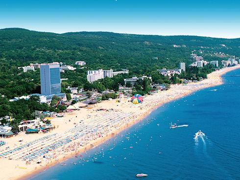 Болгария — популярный европейский курорт