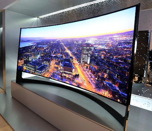 Самый большой телевизор в мире готов к реализации