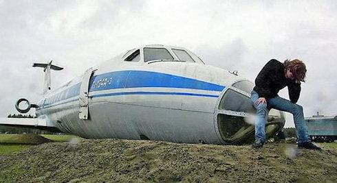 Боязнь самолетов – занятие бессмысленное
