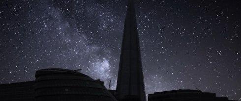 Британец оставил Лондон без света, чтобы показать звёздное небо